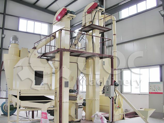 poultry feed making machine for small scale production in south africa and kenya