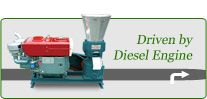Diesel Driven Feed Mill