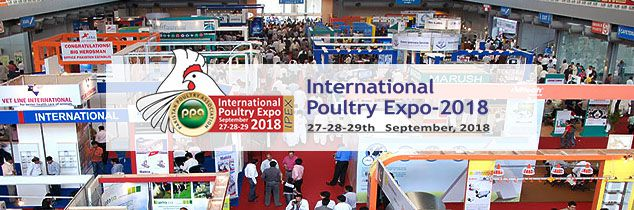 IPEX 2018 Poultry Expostion in Pakistan