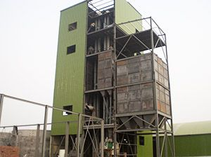 20 ton/h Animal Feed Mill Plant
