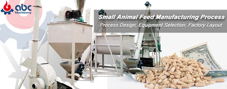 Best Animal Feed Manufacturing Process Plant Design
