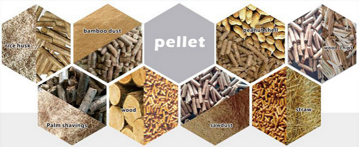 Bamboo pellet mill making machine for sale