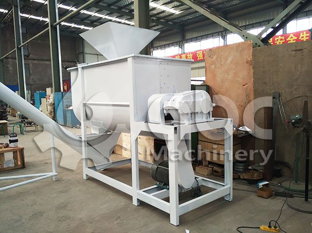 cattle feed mixing machinery for small to medium scale feed mill