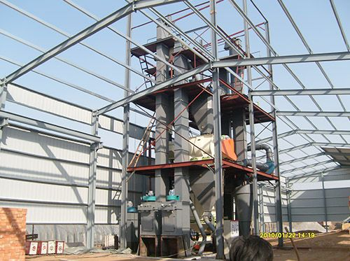 5 ton/h Cattle Feed Plant [Turnkey Project]