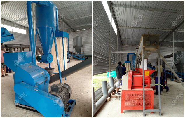 charcoal briquette manufacturing machine for sale