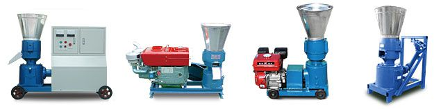 cheap small biomass pellet machine for processing various biomass wastes