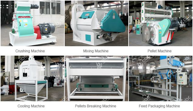 chicken feed making machine for sale at low factory price