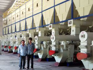 20 TPH Wood Pellets Plant in Vietnam