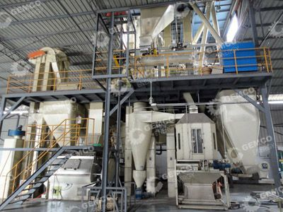 feed mill equipment plant