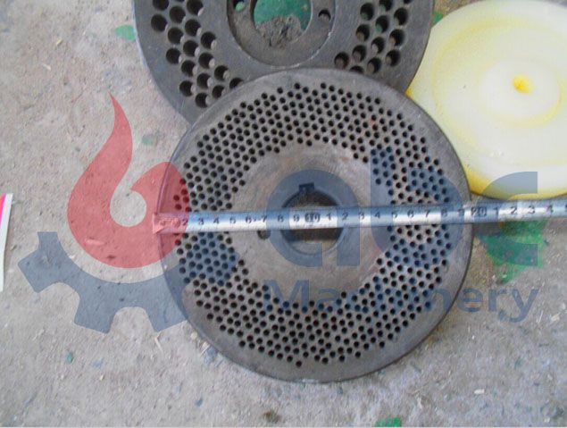 pellet dies of the feed pellet mill machinery - cheap price