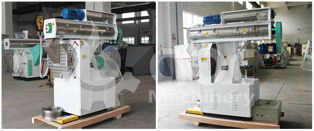fertilizer pellet machine for making alfalfa pellet fertilizer