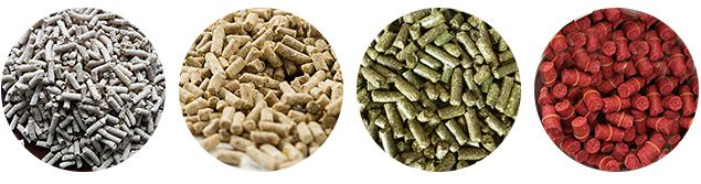 fish, poultry, bird, cattle feed pellets