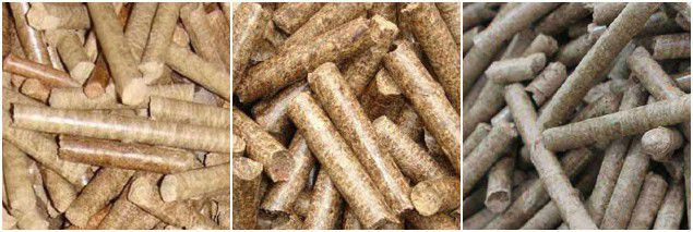 good wood pellets