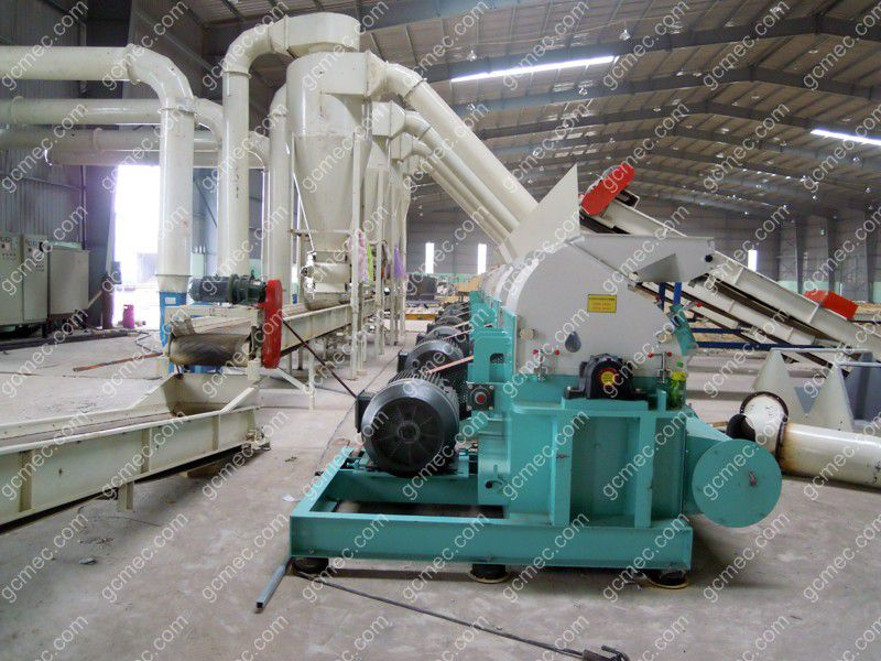 hammer mill pellet production