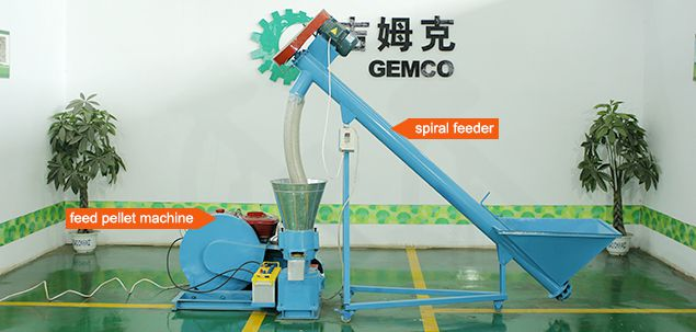 Home Use Feed Pellet Mill for Animal Feed Making