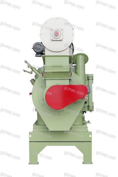large pellet press machine