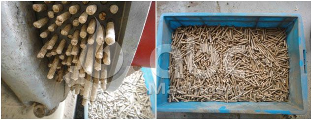 make high quality wood pellets