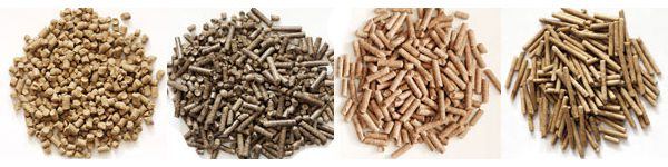 make wood pellets by use of GEMCO biomass pellet making equipment