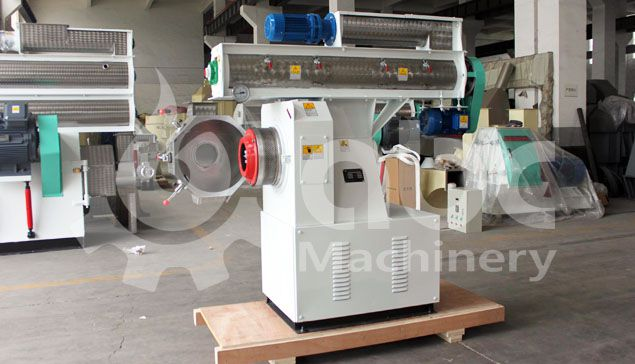 manure fertilizer pellet machine for processing organic fertilizer pellets