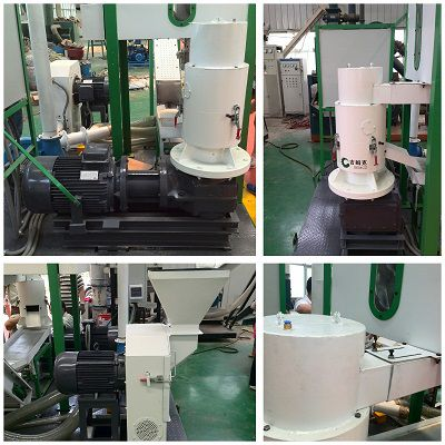 pellet press machinery