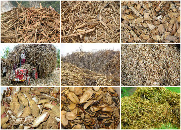 pelletizing wood wastes, agricultral wastes, garden wastes