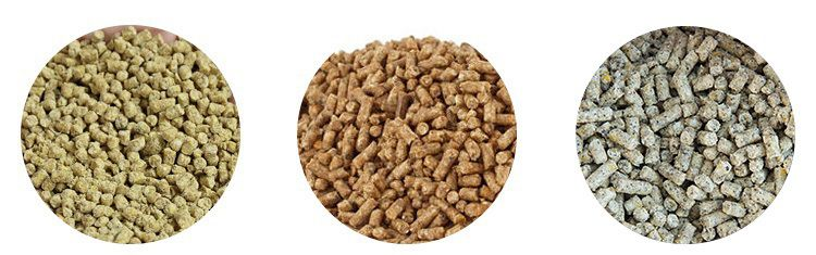 pig feed pellets making technology