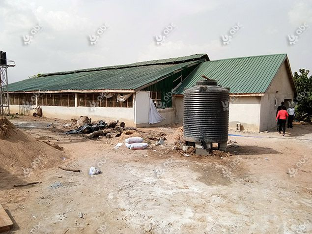 set up a poultry animal feed facotry in nigeria