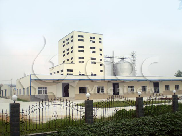 poultry feed manufacturing plant for industrial scale production