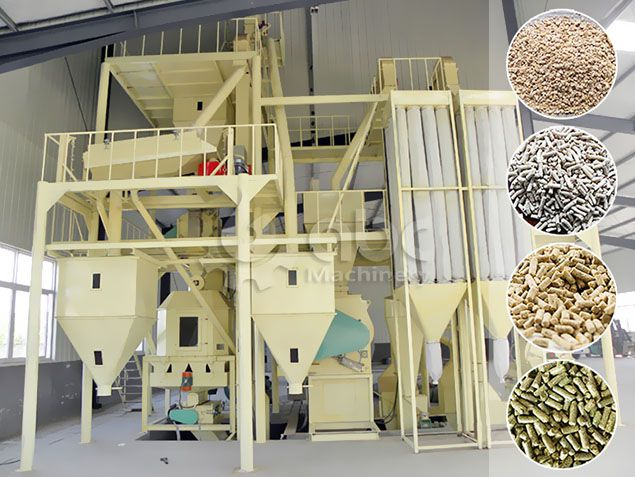poultry feed plant in Russia