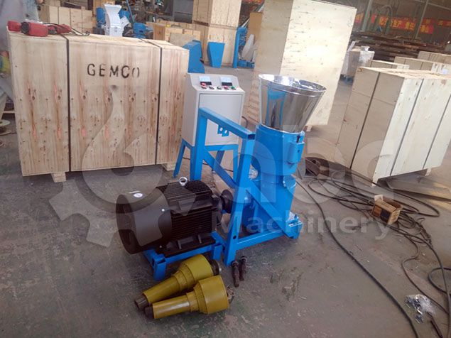 GEMCO Tractor Powered PTO Pellet Mill for Farm & Home Use