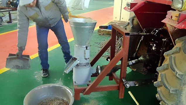 pto wood pellet maker for sale with low cost - Best choice for farmers
