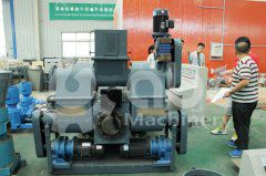 Coconut Shell & Rice Husk Briquette Making Machine to Philippines