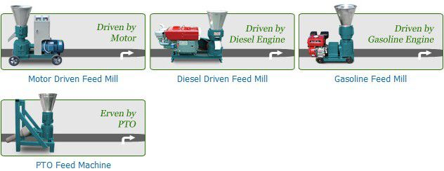 small animal feed mill