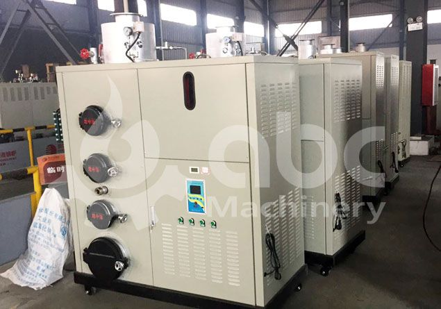 small biomass pellet steam generator for sale with low price
