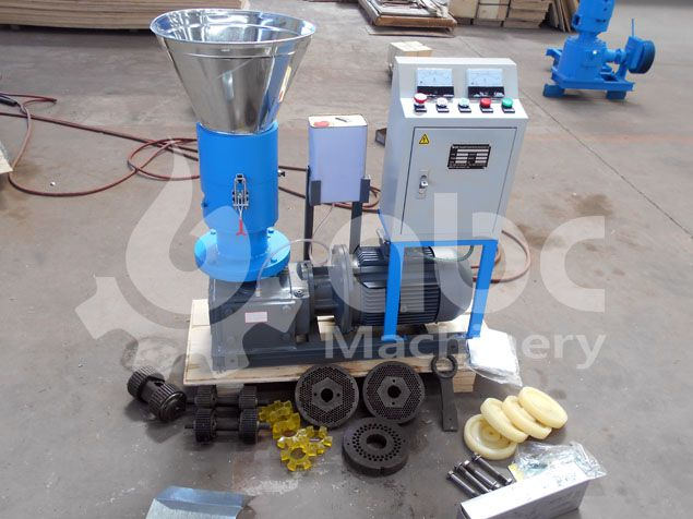 small biomass pelleting machine for making pellets at home