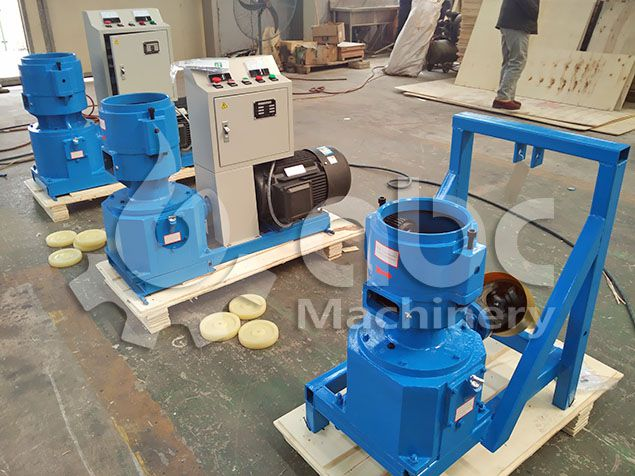 small cat litter pellet machine for processing sawdust and paper