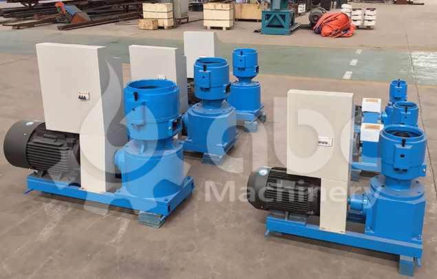 cheap small electric pellet mill for home user and farm user
