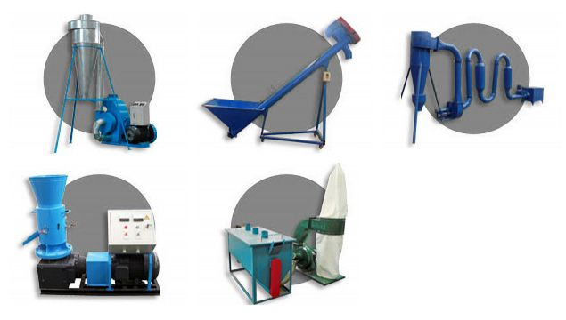 small pellet making machines - compete pelletizing equipment unit with factory price