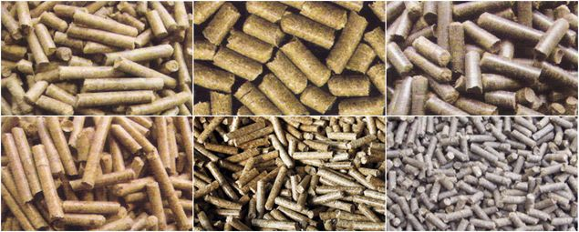 small scale biomass pellets