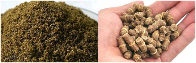 fishmeal make fish bait pellets for fish food