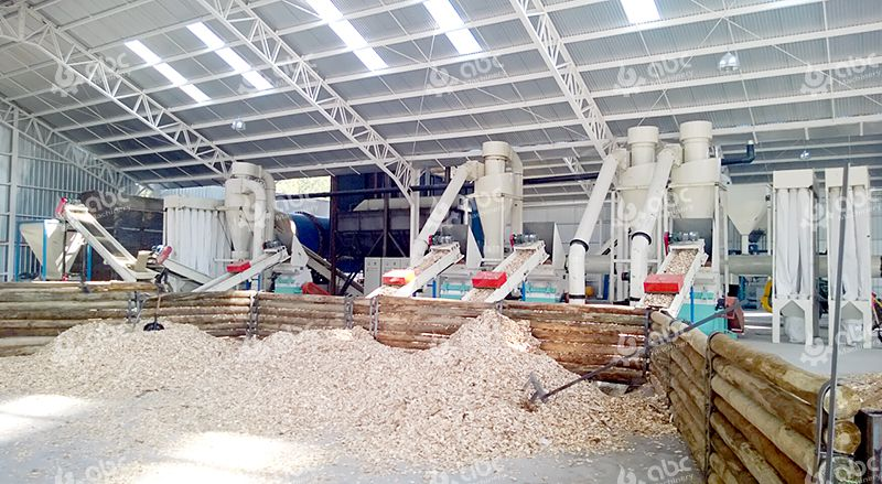 Wood Pellet Equipment for Sale