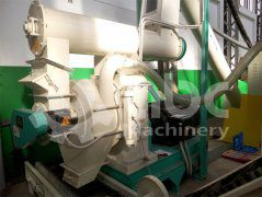 Rind Die Wood Pellet Machinery