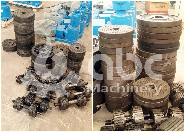 wood pellet maker machine spare parts for sale at low price