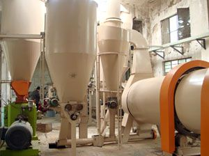 1.5TPH Wood Pellet Processing Plant in Domestic