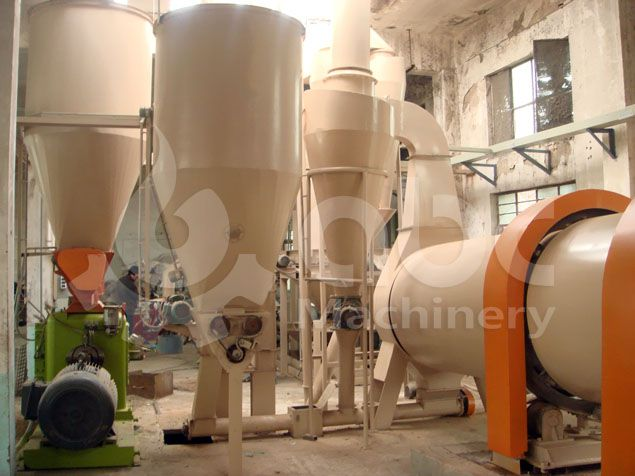 wood pellet processing plant equipment layout low cost business plan