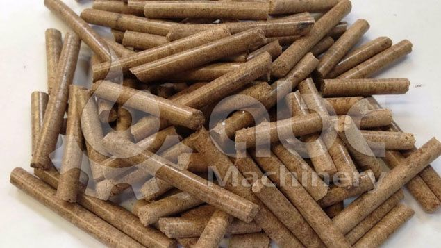 wood pellets quality