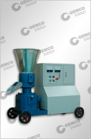 small scale biomass pellet mill