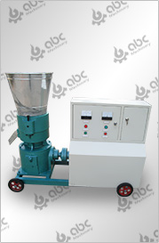 motor driven feed mill machine