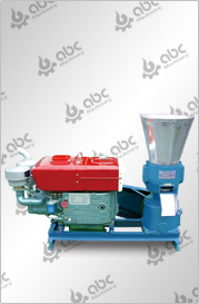 cheap diesel pellet mill