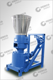Tractor powder pellet maker